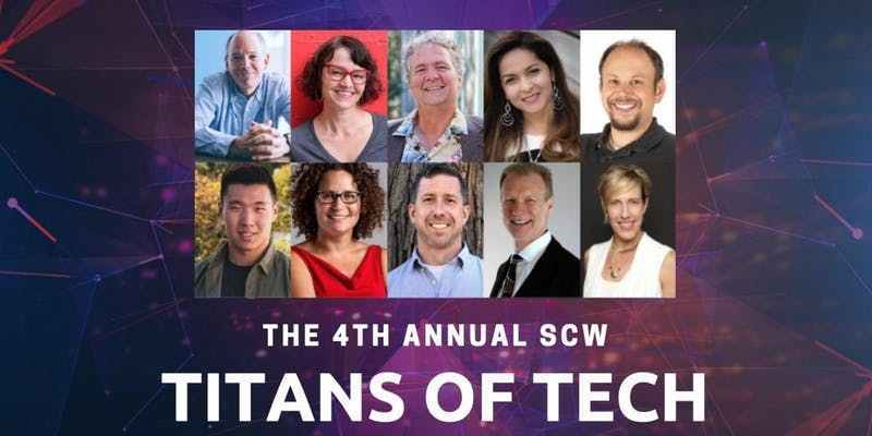 Titans of Tech announced for 2020