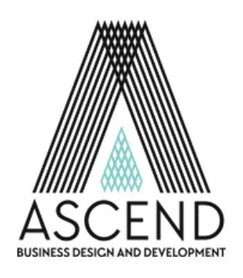 ascend business design and development logo