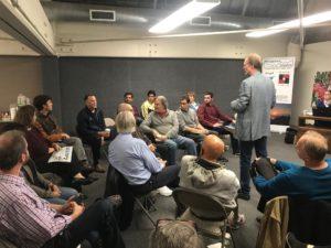 Startup Challenge workshops photo
