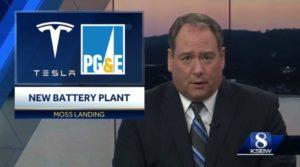 Tesla battery power plant approved in Moss Landing