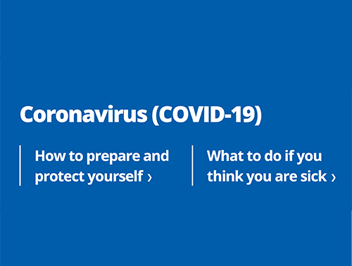 CDC Covid site graphic