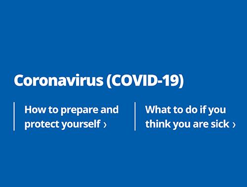 CDC Covid site graphic