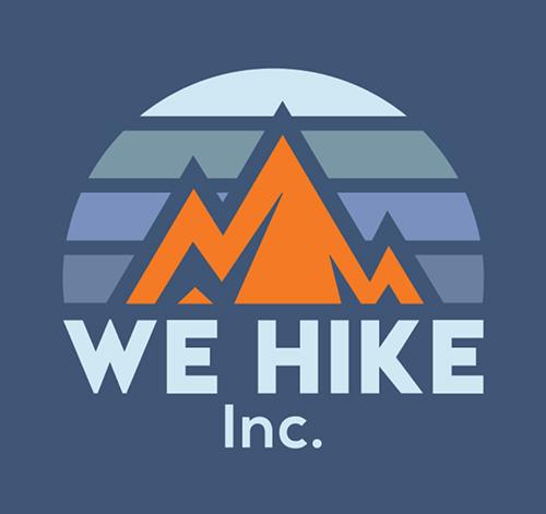 we hike logo