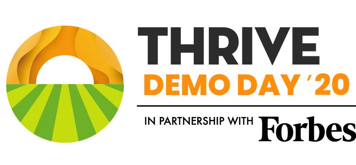 Thrive Demo Day Logo