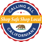 Shop Safe Shop Local Logo
