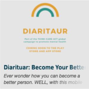 Think Care Act: 1st Place Winner: Diaritaur