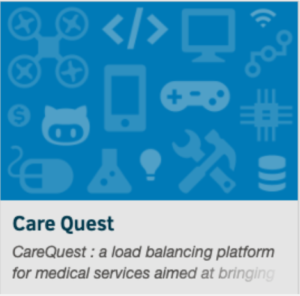 Get Virtual Winner: CareQuest