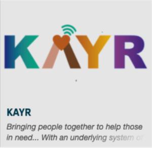 Pandemic - 2nd Place Winner: KAYR