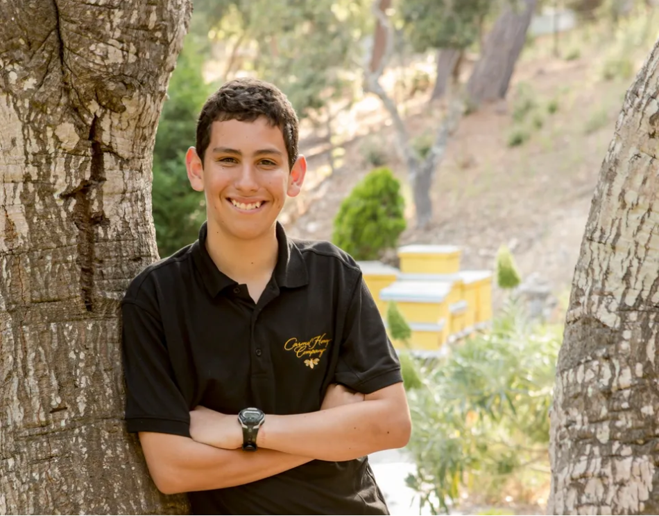 Profiles of Monterey Bay Entrepreneurs: Jake Reisdorf of the Carmel Honey Company