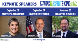 2020 Startup Investment and Community Capital Expo Attracts Over 500 Attendees