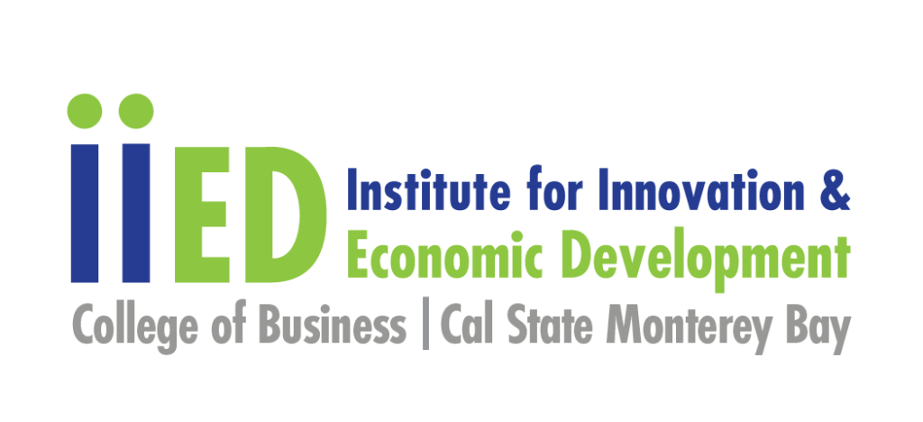 iiED College of Business - CSUMB logo