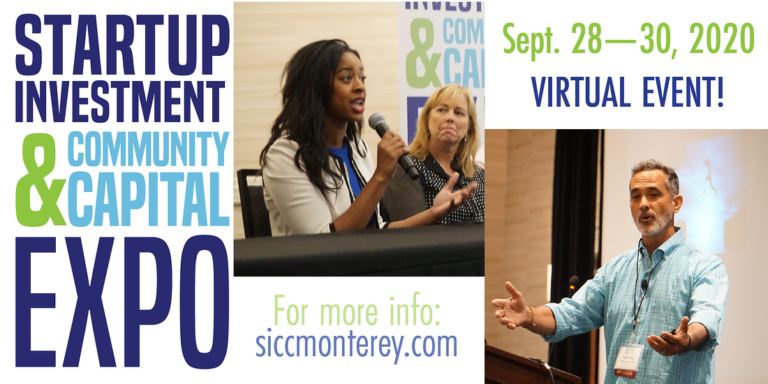 Apply to Pitch at SICC - Banner
