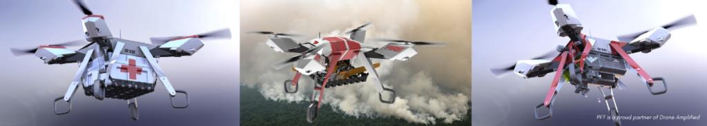 Parallel Flight Technologies - Drone