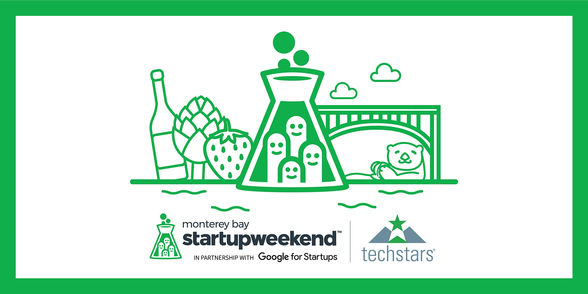 Startup Weekend Monterey Bay Logo