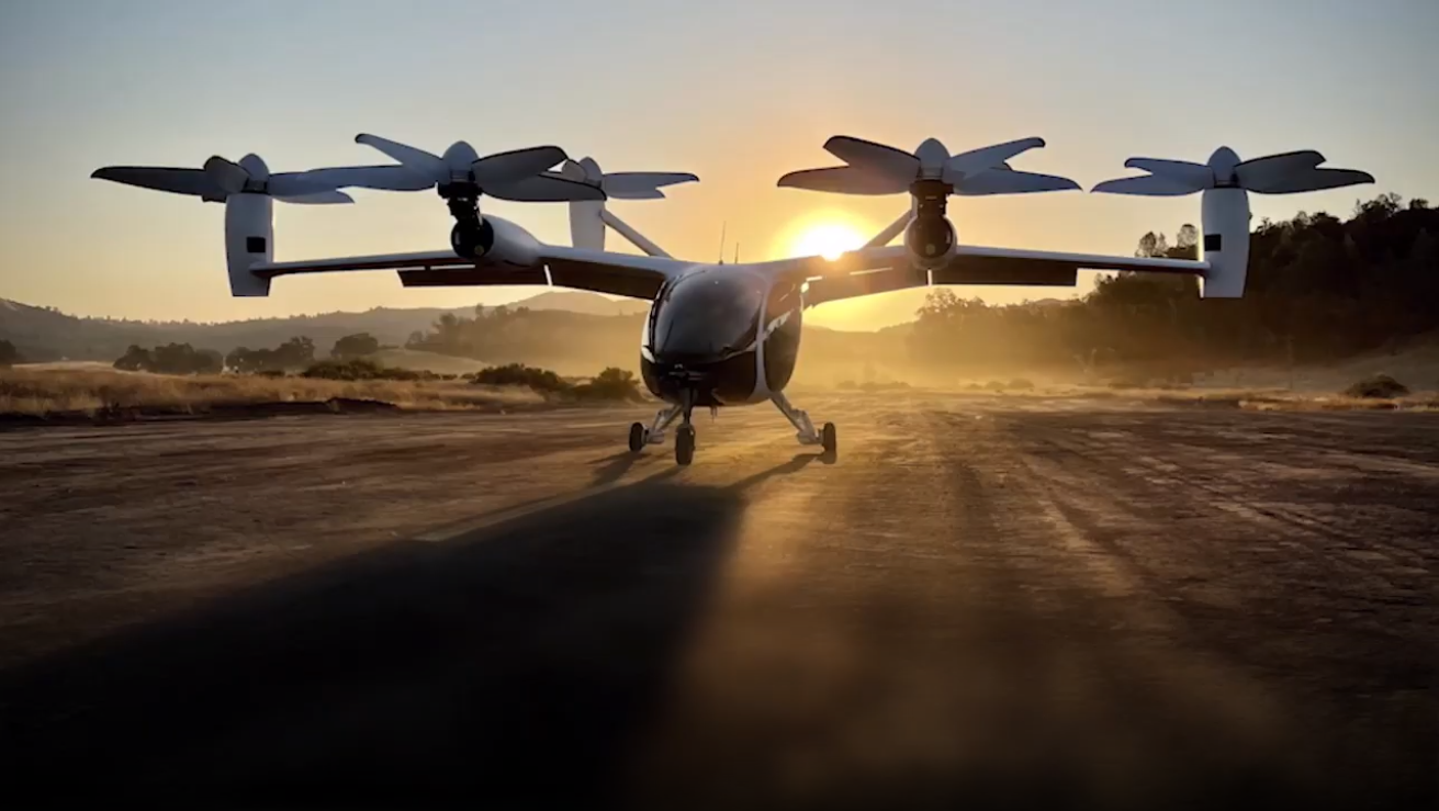 Joby Aviation has received the first U.S. Air Force airworthiness approval for an eVTOL aircraft, allowing the company to soon begin conducting missions for the military. Joby Aviation Photo