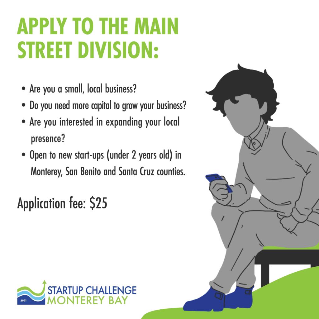 Startup challenge IG post_Main Street Division