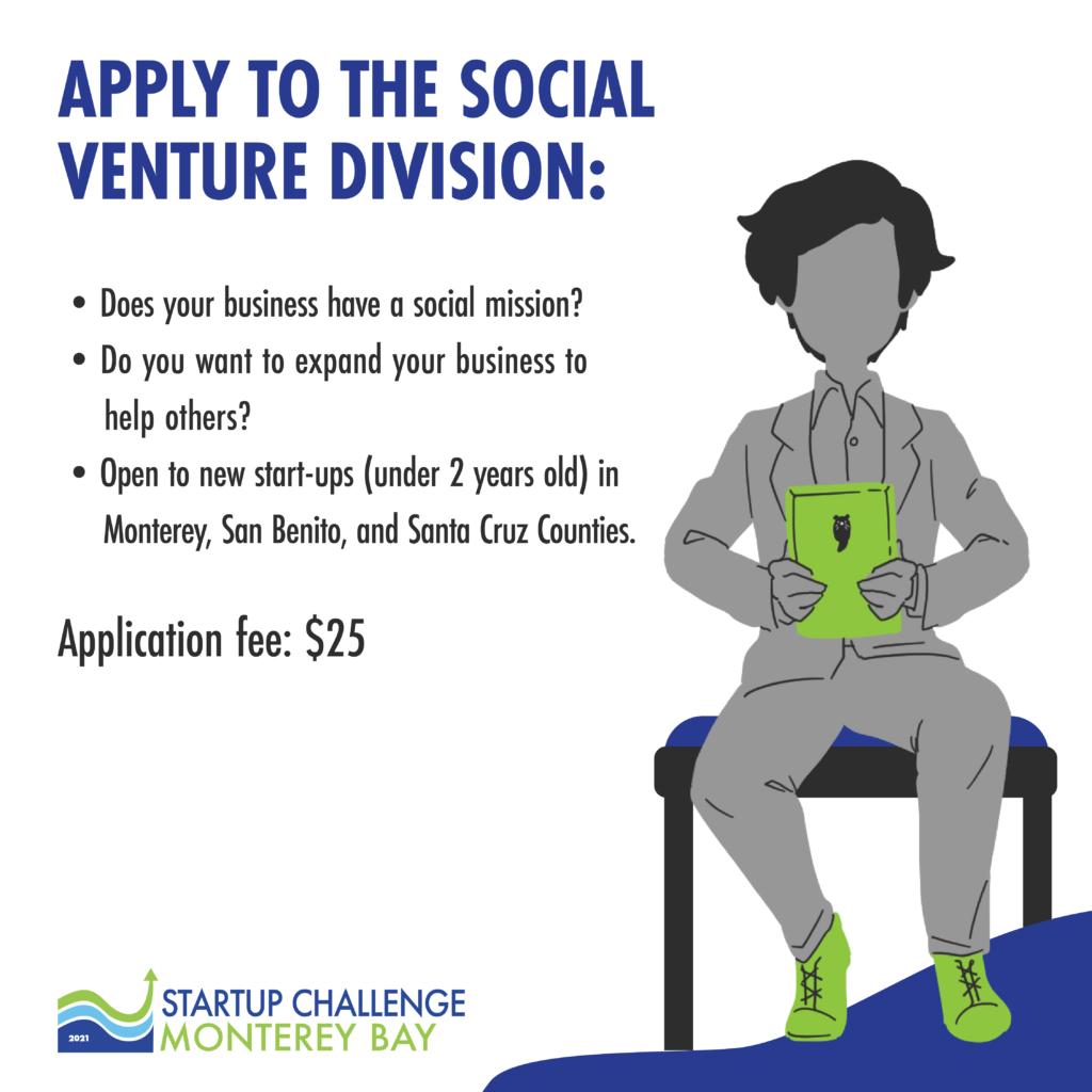 Startup challenge IG post_Social Venture Division