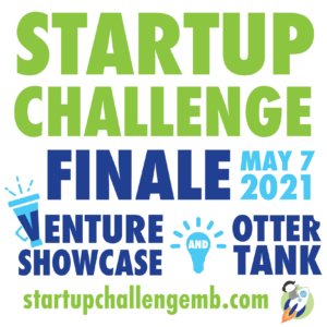 Startup Challenge 2021 Finale Banner - Square