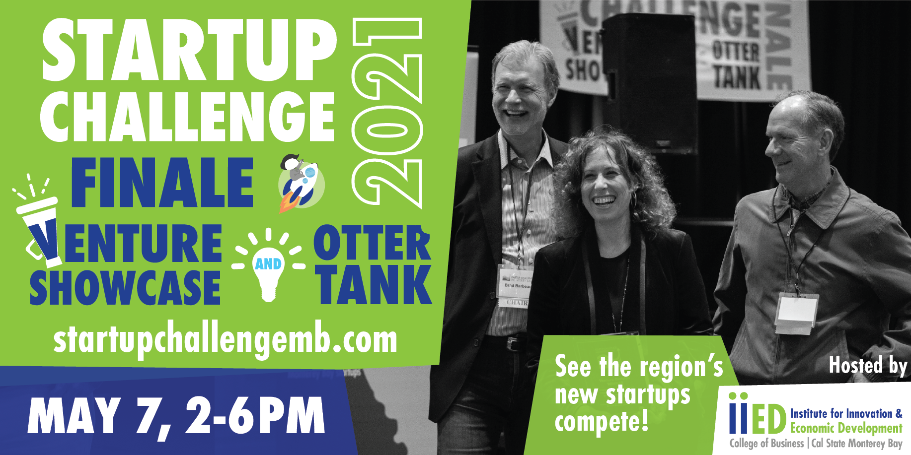 Dive into the Otter Tank with Startup Challenge Finalists