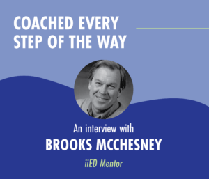 Brooks McChesney Interview