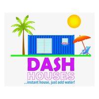 dash houses logo