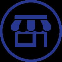 Startup Challenge Main Street icon